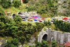 Miniatur Wunderland: Autobahntunnel