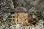 Miniatur Wunderland: Berghaus